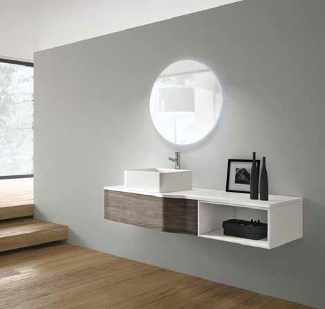 Шкаф за баня от NIDO