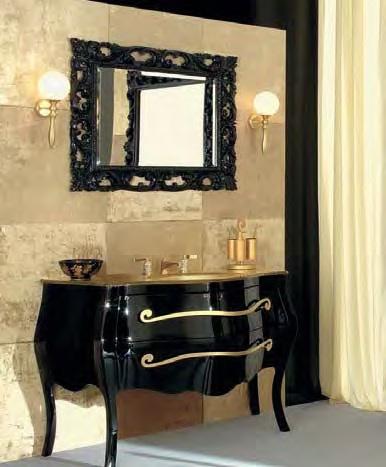 Шкаф за за баня от италианската фабрика Eurolegno, Model Nuvola, ot БУЛГРЕС