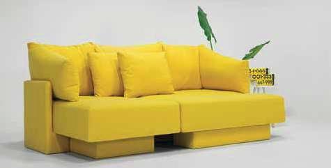 Модулен диван от FEYDOM
