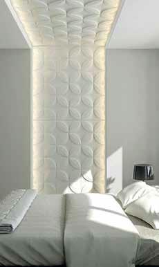 Всеки таван може да направи чудеса с една стая, когато декорацията е съчетана със скрито осветление, розетки, различни структури и релефи, а защо не и добре подбрани гъвкави профили. Интериорните решения,предлагани от Стилстрой Трейдинг, са в изобилие в тази насока. Техните вдъхновяващи идеи придават индивидуалност,неповторимост и стил, които ще надхвърлят Вашите представи.