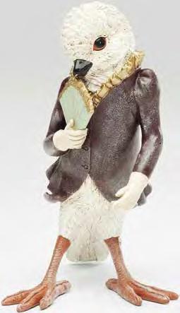 Фигура Gentlemen Bird White от KARE