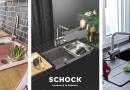 Предимствата на гранитни мивки SCHOCK